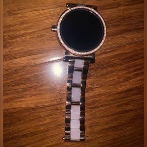 Micheal kors smart watch